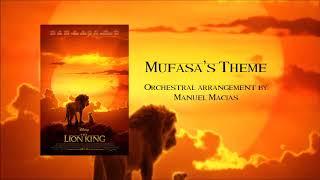 The Lion King - Mufasa's theme (Orchestral arrangement)
