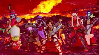 Dragon Quest X: The Five Awakening Races Online - Trailer