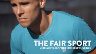 THE FAIR SPORT | Vêtements de sport éco-responsables