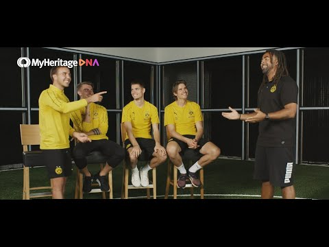 "MyHeritage DNA Helps Borussia Dortmund Discover ""We Are All Blended"""