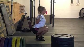 Squats - Fortius Weightlifting