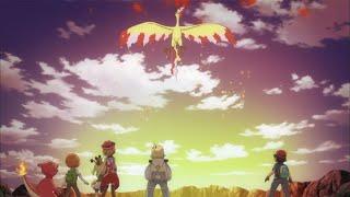 UK: Fletchinder Evolves! | Pokémon tнe Series: XY Kalos Quest | Official Clip