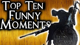 Bloodborne - Top Ten Funny Moments! (2)