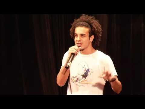 Freestyle Football: Where Sports meet art | Diaa Mohamed | TEDxDamanhur