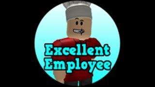 Acheter et dire ce qui sert l'excellent employé de Bloxburg-Roblox (Jabuti Games)