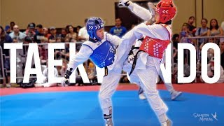 TAEKWONDO MOTIVATION   2019 Las Americas Open Highlights
