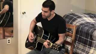 Sam Hasan - Tere Naina / Ishq Sufiana [My Name is Khan/The Dirty Picture Cover]