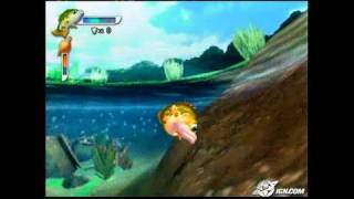 Finny the Fish & the Seven Waters PlayStation 2