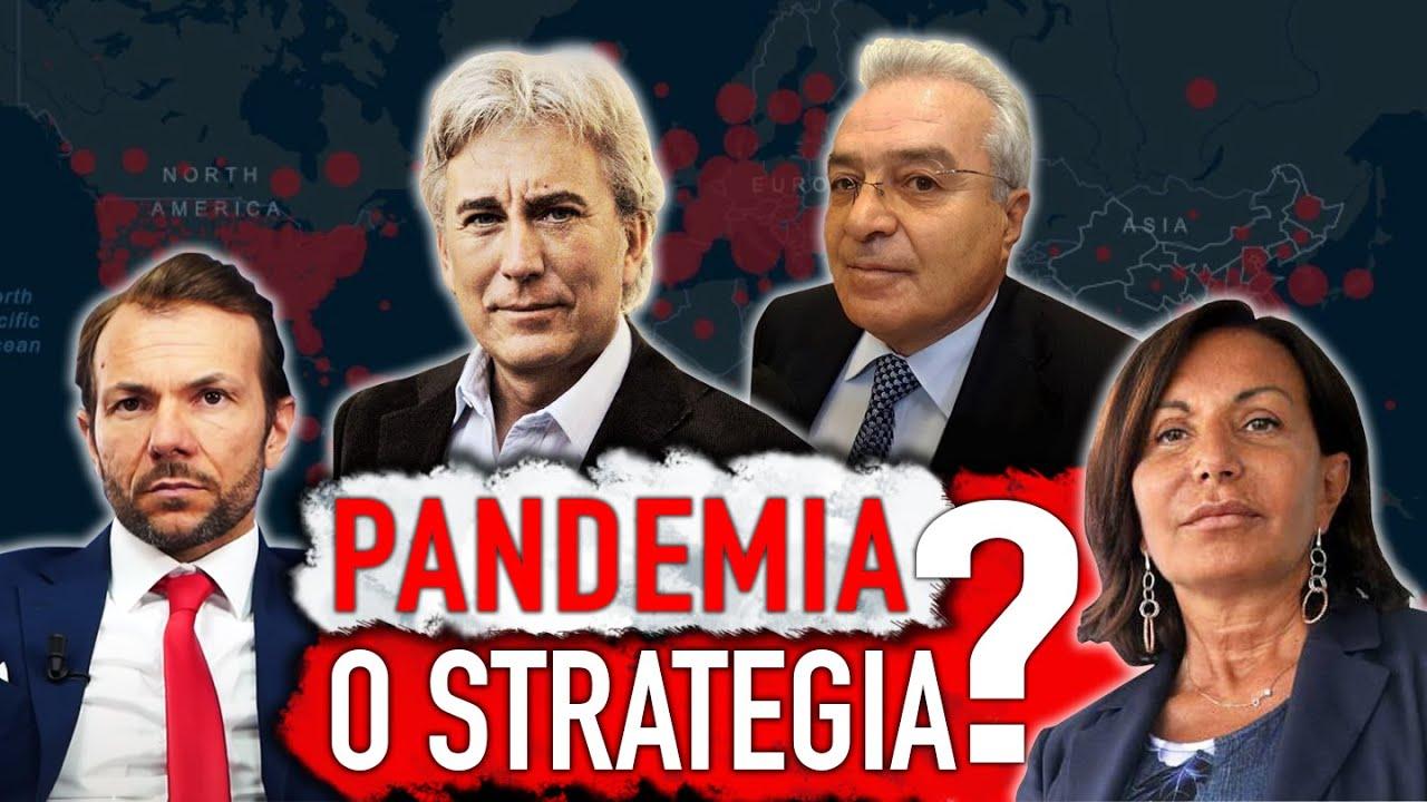 Pandemia o Strategia: cause, effetti e soluzioni - Intervista a M. Citro, A. Giorgianni, M. Gismondo