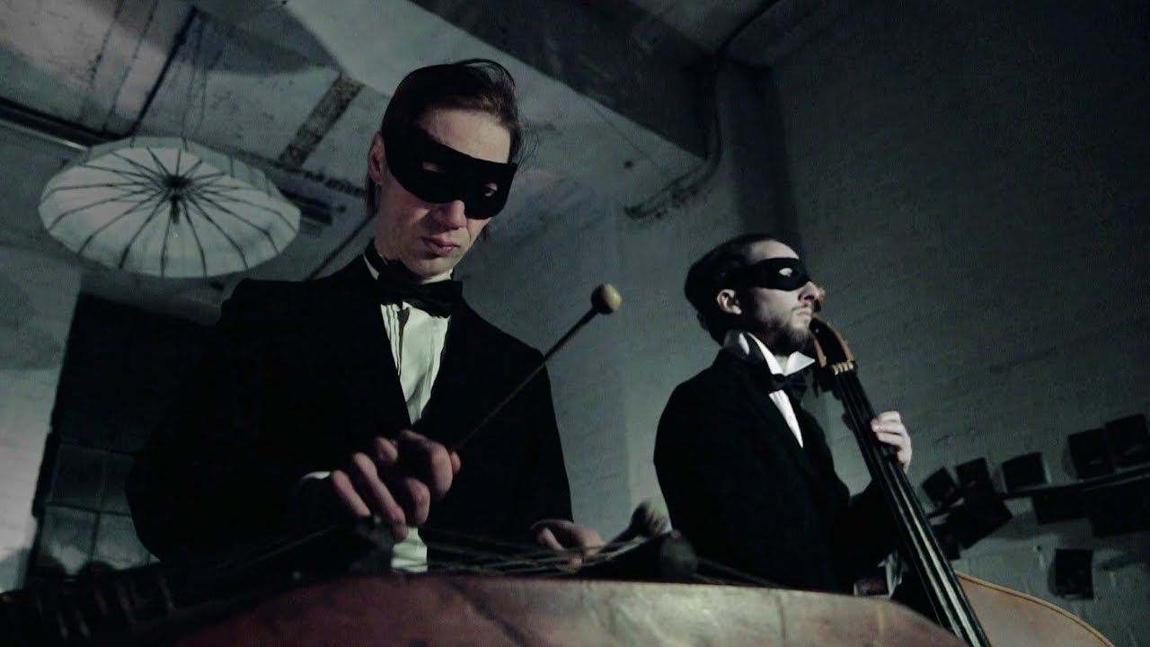Orkestra Obsolete play Blue Monday using 1930s instruments - BBC Arts |Video