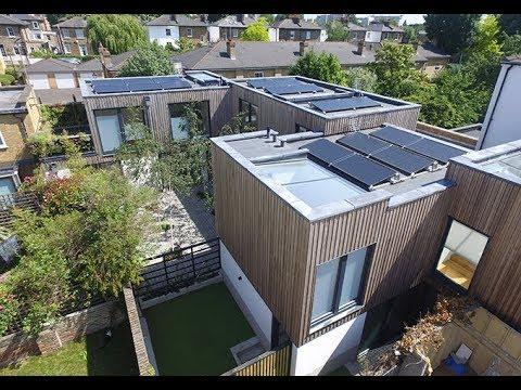 Flat Roof Solar Installation by SogoSolar