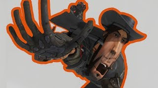 The Funny Animations of Overwatch
