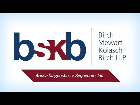 Associate Nathan A. Reed Discusses Ariosa Diagnostics V. Sequenom, Inc