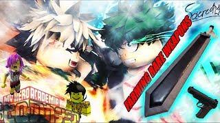 Roblox - Hero Academy Tempest comment la ferme Gear