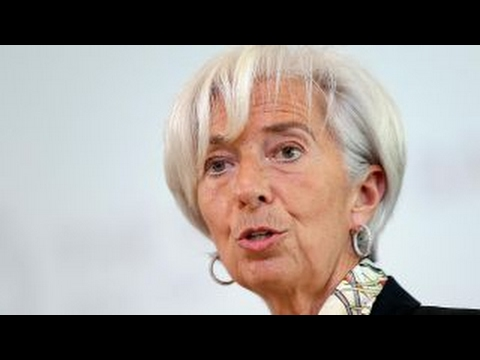 IMF's Lagarde: 'Frexit' would lead to 'major disruption' in global economic stability