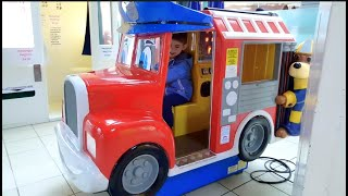 Wheels on the Bus *Alex Having Fun on the Bus