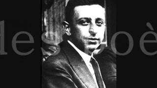 Robert Desnos - Ce coeur qui haissait la guerre - Lecture de poèmes en ligne