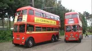 London Trolleybus 50th at EATM 6th May 2012.mp4