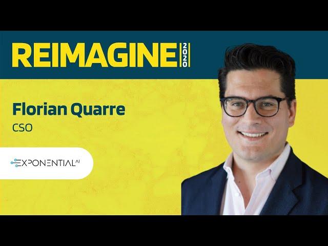 REIMAGINE 2020 v2.0 - Florian Quarre - ExponentialAI - Blockchain in Healthcare
