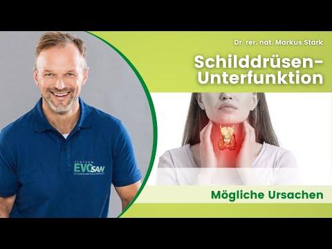 SCHILDDRÜSEN-Unterfunktion & Ursachen, Dr. rer. nat. Markus Stark