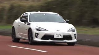 【動画】トヨタ86 GR 試乗インプレッション 試乗編 thumbnail