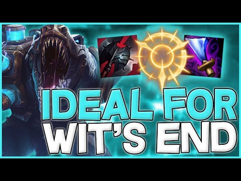 RTO | THIS MATCHUP WAS IDEAL FOR WIT'S END - HEXTECH RENEKTON VS RYZE