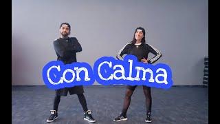 Daddy Yankee & Snow - Con Calma //ZUMBA//DANCE//FITNESS// Choreo by Flurim&Anka