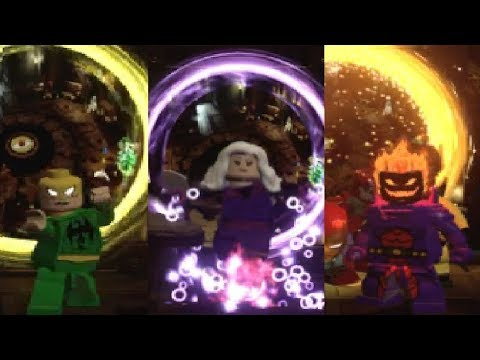 LEGO Marvel Super Heroes 2 - All Characters With Portal Abilities