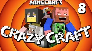 Minecraft Mods ★ GIRLFRIEND CATFIGHT ★ CrazyCraft [8]