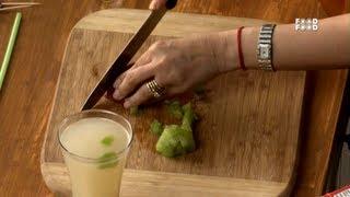 Litchi And Lemon Ginger Mocktail - Mummy Ma Magic