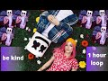 Marshmello & Halsey-Be Kind(1 HOUR LOOP)