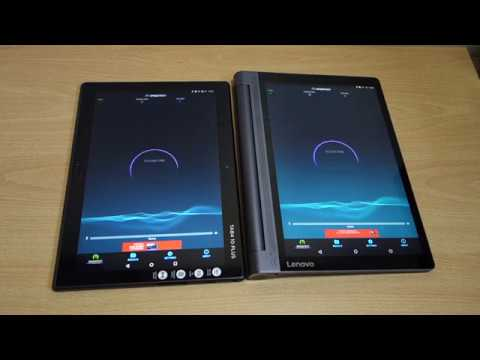 Lenovo Tab 4 10 Plus and Lenovo Yoga Tab 3 Plus - Comparison