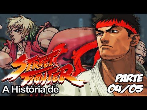 A História de Street Fighter Parte 04/05 - O Novo Começo