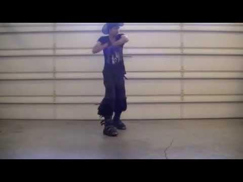 Rough draft dance