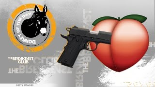 Alabama Man Arrested For Smuggling A Gun In His Butt - Donkey of the Day