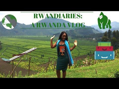 My Rwandiaries ( A Rwanda Travel Vlog)