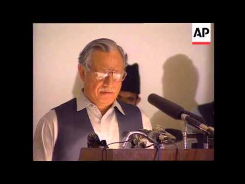 Pakistan - Afghan peace talks