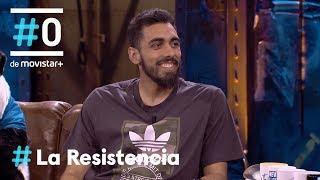 LA RESISTENCIA - Entrevista a Borja Iglesias   #LaResistencia 18.02.2019