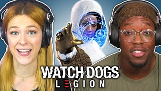 Kelsey and Ify Play the Most Surprising Characters In Watch Dogs: Legion // Presented by Ubisoft