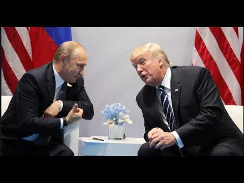 When Vladimir met Donald - Highlights of Historical G20 Summit in Hamburg, Germany