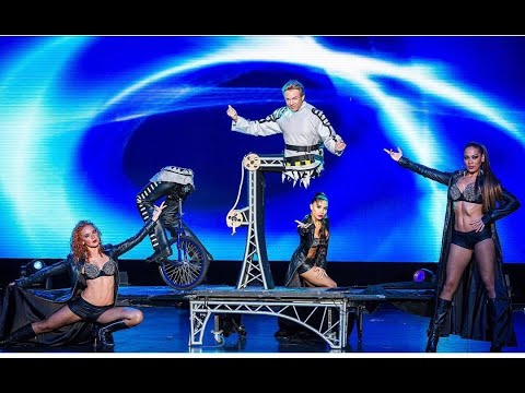 Peter Marvey Magic Show;  An emotional rollercoaster ride #petermarvey