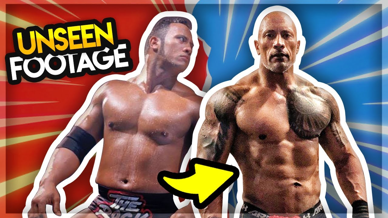 THE ROCK TRANSFORMATION!