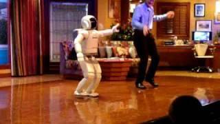 ASIMO Dance