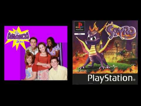 Spyro Music From The Amanda Show (The Amanda Show Theme)