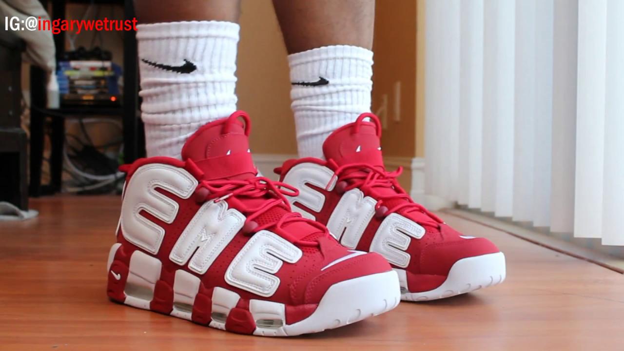 Supreme x Nike \