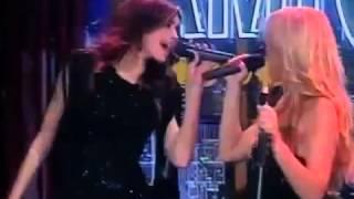 Смотреть клип Emina Jahovic I Natasa Bekvalac - Gospodine