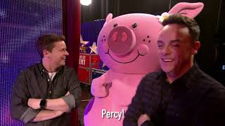 M&S x Britain's Got Talent | Percy audition