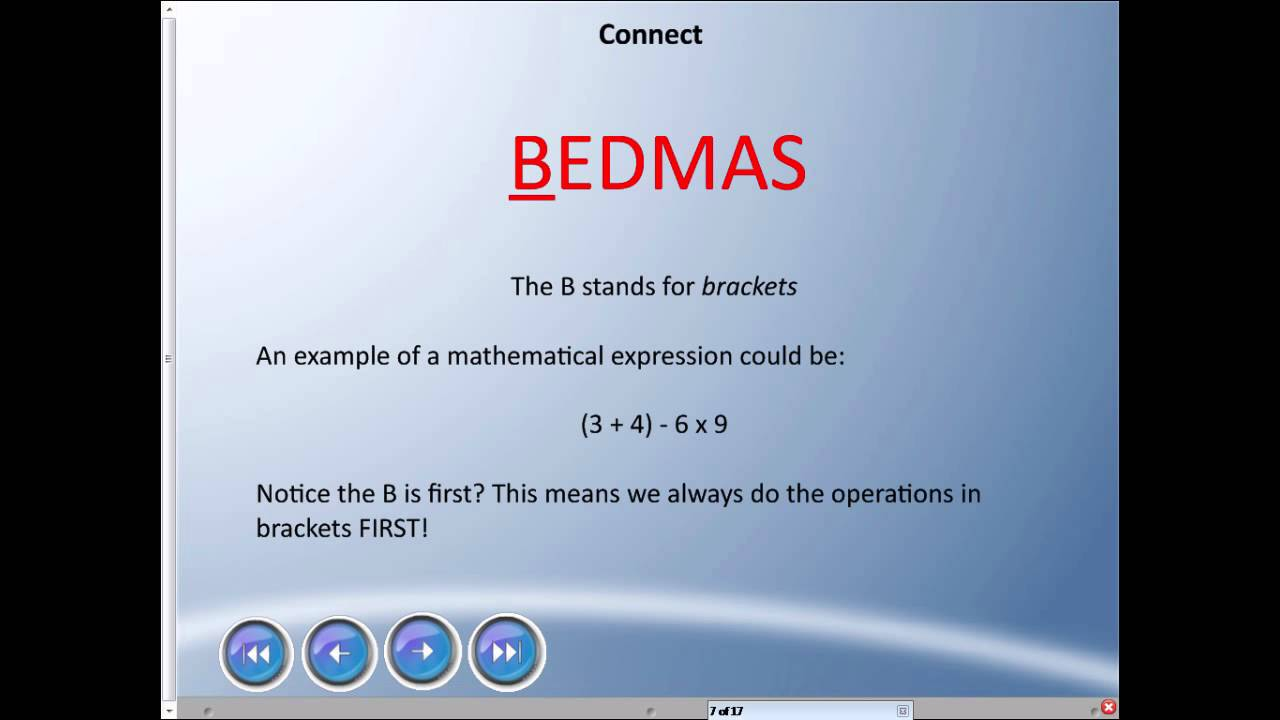 Mr. Hardy Teaches: Gr 6 Math - Unit 1-Lesson 6: Order of Operations ...