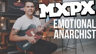MxPx - Emotional Anarchist (Guitar Cover)