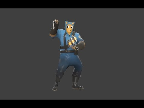 TF2: Freak Fortress 2 (Absolutely Contrasting Characteristics Annoying Pyro Cat Test)